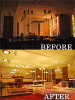 Church Lighting Case Study