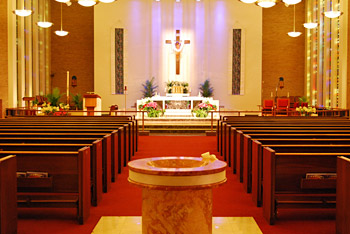 Church Lighting, Fixture Installation And More!